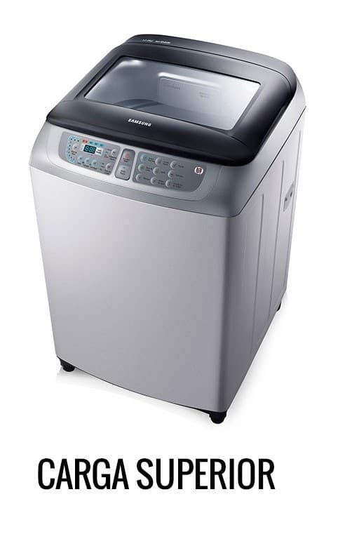 mejor marca de lavadoras carga superior