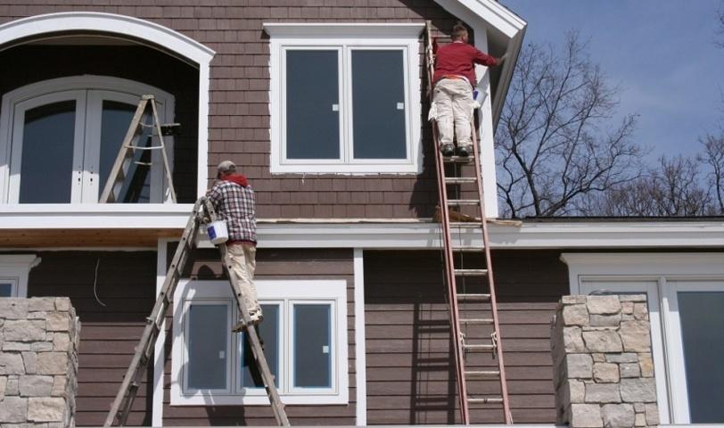rendimiento de pintura acrilica en casas